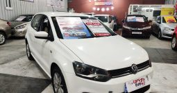 Volkswagen Polo 1.2ltr Petrol Highline Top end 2014 + Comprehensive Warranty one Year on Engine gearbox clutch